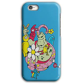 Galna Monster liv tecken iPhone Case 5/5S 6/6S 6Plus/6SPlus | Wellcoda