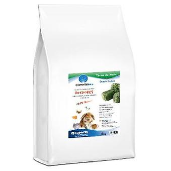 Cominter Snack Mix Hay Cubes 5kg (Small animals , Rabbits , Food & Wellbeing , Hay)