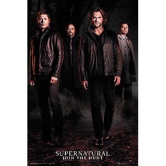 Supernatural Staffel 12 Taste Kunst Maxi Poster