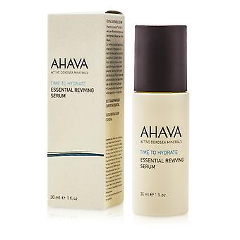 Ahava Time To Hydrate Essential Reviving Serum 30ml/1oz