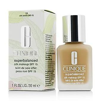 Clinique Superbalanced Silk Makeup SPF 15 - # 13 Silk Vanilla (MF-G) - 30ml/1oz