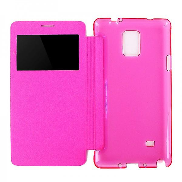 Smartcover Window Pink für Samsung Galaxy Note 4 N910 N910F