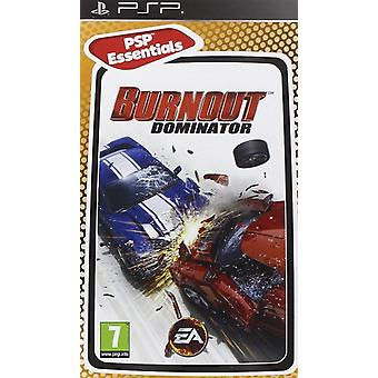 Burnout Dominator Essentials Edition Sony PSP Game
