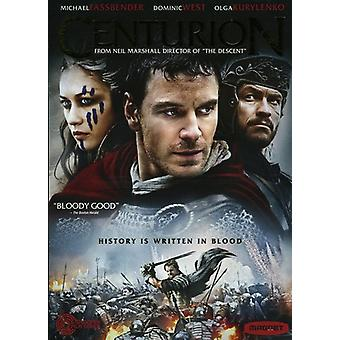 Import USA Centurion [DVD]