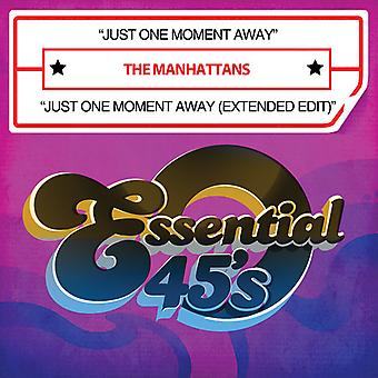 Manhattans - Just One Moment Away/Just One Moment Away (Extende [CD] USA import