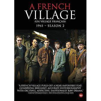 Fransk landsby: Sæson 2 [DVD] USA import