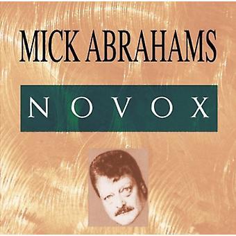 Mick Abrahams - Novox [CD] USA importerer