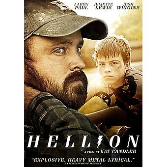 Hellion [DVD] USA import