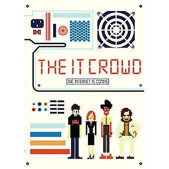 It Crowd: Internet Is Coming [DVD] USA import