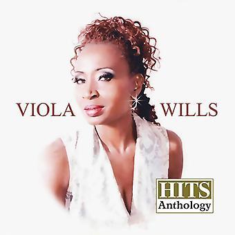 Viola Wills - Hits Anthology [CD] USA import