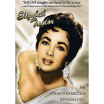 Elizabeth Taylor: En uautoriseret biografi [DVD] USA importerer