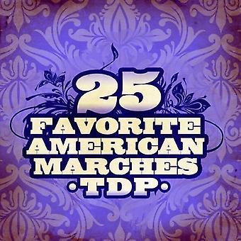 Tdp - 25 好きなアメリカの行進 [リマスター] [CD] アメリカ インポートします。