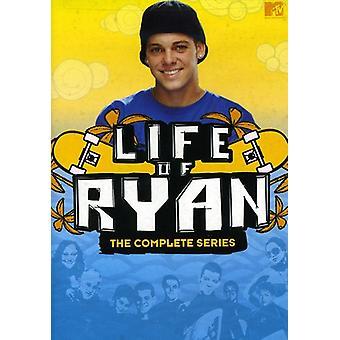 Liv af Ryan: komplet serie [DVD] USA import
