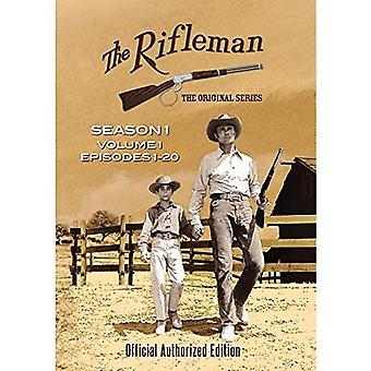 Skytten: Sæson 1 - Vol 1 [DVD] USA import