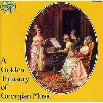 Golden statskassen af Georgien - en gylden statskassen af georgiske musik [CD] USA importerer