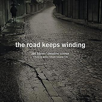 Ran Blake - Road Keeps Winding: Tribute to Abby Lincoln II [CD] USA import