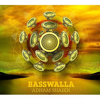 Adham Shaikh - Basswalla [CD] USA import