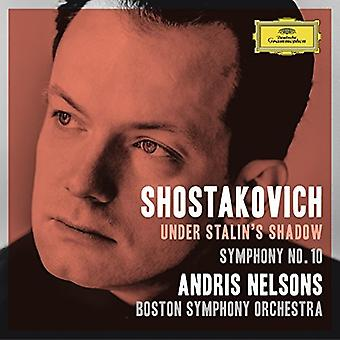 Nelsons/Boston Symph - Shostakovich-Under [CD] USA import