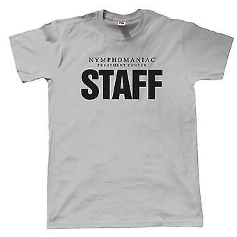Nymphomaniac Treatment Centre, Mens Funny T Shirt