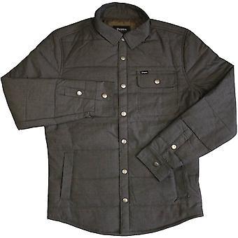 Brixton Cass jakke mørk grå