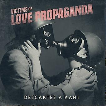 Descartes en Kant - offer av kärlek Propaganda [Vinyl] USA import