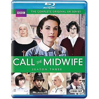 Call the Midwife: Season Three [BLU-RAY] USA import