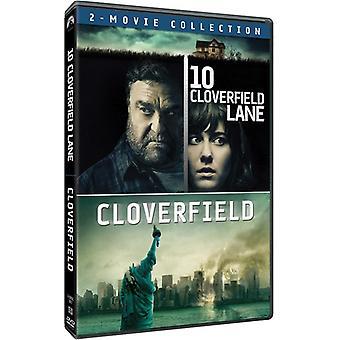 10 Cloverfied Lane / Cloverfield: importazione Coll [DVD] Stati Uniti d'America 2-film