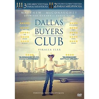 Club d'acheteurs de Dallas (DVD)