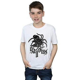 Gallows Boys Black Spider T-Shirt