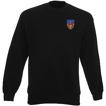 Givati Brigade Isreali Defense Force Infantry Embroidered Logo - Heavyweight Sweatshirt