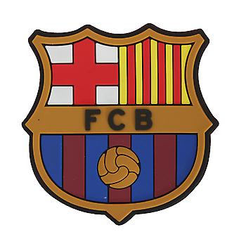 FC Barcelona Official Football Crest Fridge Magnet