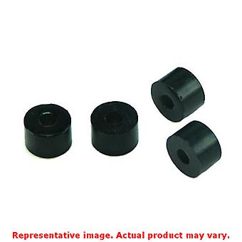 Whiteline Synthetic Elastomer Bushings W22120 Rear Fits:CHEVROLET 1985 - 1988 S
