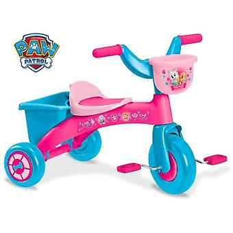 Mondo Triciclo Paw Patrol Rosa (Outdoor , On Wheels , Bikes And Tricycles)