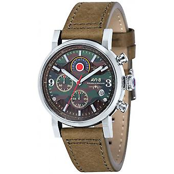 AVI-8 Hawker Hurricane Watch - Green