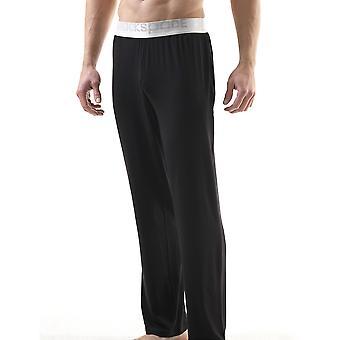 BlackSpade Silver Black Modal Mens Long Pants M9304