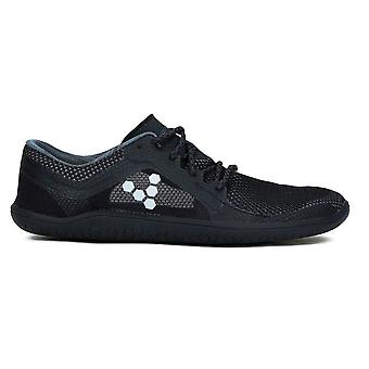 Vivobarefoot Primus Lite Road Womens Shoes Black/Charcoal