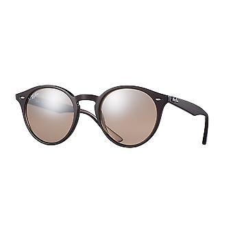 Ray - Ban RB2180 Medium Brown Brown gradient mirrored