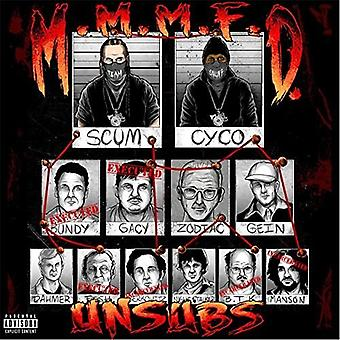 M.M.M.F.D. - Unsubs [CD] USA Import