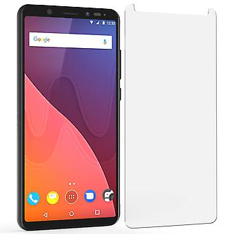 Wiko View / View Prime Tempered Glass Screen Protector - Clear
