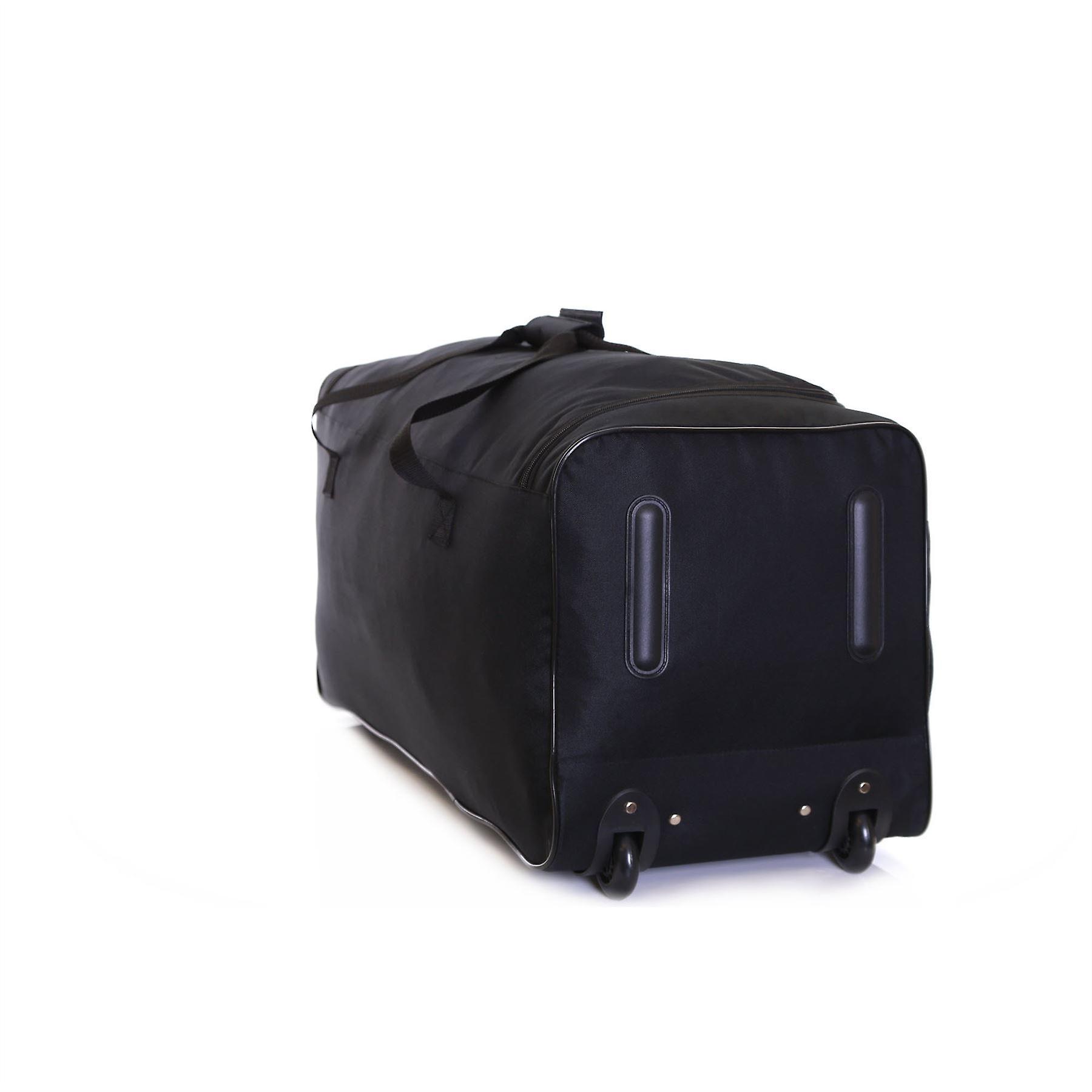 Slimbridge Braga 30 Inch Wheeled Bag, Black