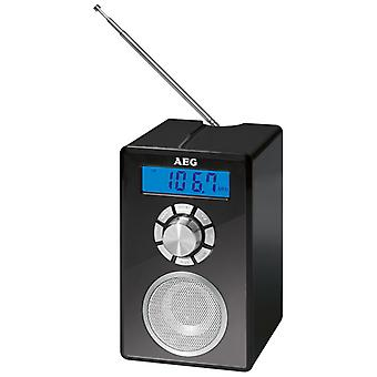 AEG Radio with Bluetooth MR 4139 black