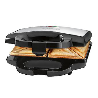 Toaster Clatronic ST 3628 black / stainless steel