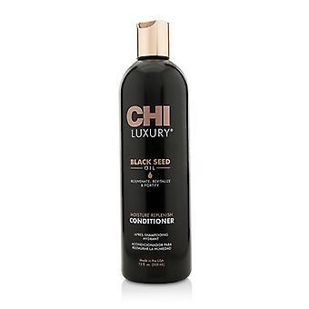 Chi Luxury Black Seed Oil Moisture Replenish Conditioner - 355ml/12oz