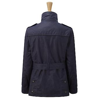 Caldene Womens/Ladies Figsbury Belted Wax Country Jacket