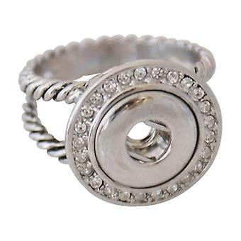 Stainless Steel Ring For Mini Click Buttons Kb0892-s