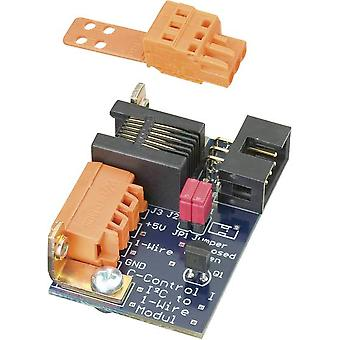 C-Control Converter 198294 I²C, 1-Wire® Compatible with: C-Contr