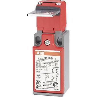 Limit switch 400 Vac 1.8 A Steel lever (straight) momentary