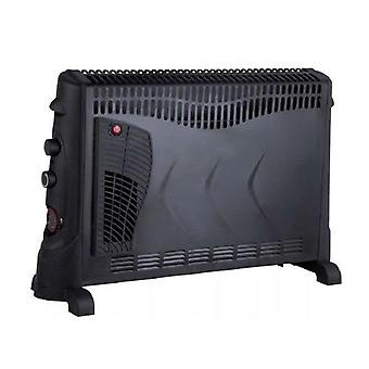 2kW Convector Heater with Turbo and Timer