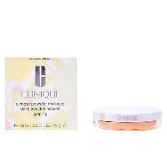 Clinique Powder fast Makeup Spf15 Neutral 10gr neue Womens