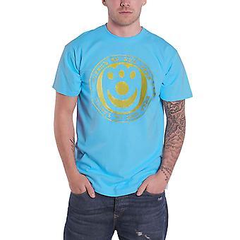 Ni No Kuni II T Shirt Leader of The Cats Logo new Official PS4 Gamer Mens Blue